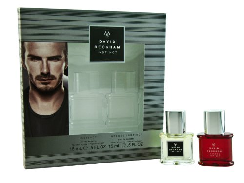 David Beckham Instinct Eau De Toilette Gift Set for Men 15ml