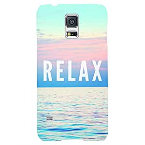 Back cover for Samsung Galaxy S5 Relax