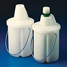Bel-Art Scienceware LDPE Acid/Solvent Bottle Carrier