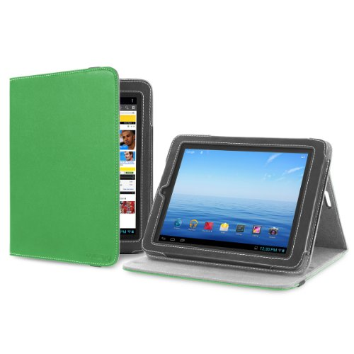 Cover-Up Nextbook Premium8HD (NX008HD8G) (8-inch) Version Stand Cover Case - Green from Electronic-Readers.com