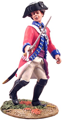 W Britain British Royal Irish Officer No.1 #18030 (British Statue compare prices)