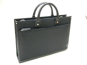 (ギャッツビー) GATSBY ビジネスバッグ,Black,GB301