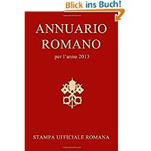 Annuario Romano 2013