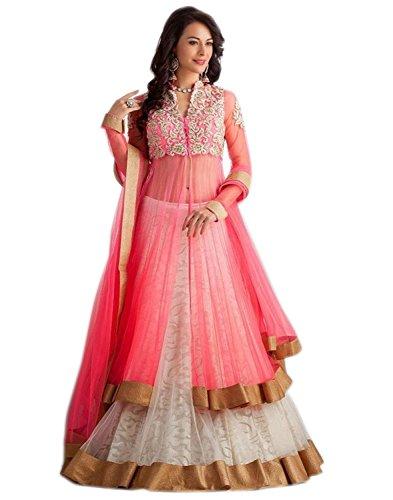 Bikaw-Womens-Net-Lehenga-Choli-RSSSSF378PinkFree-Size