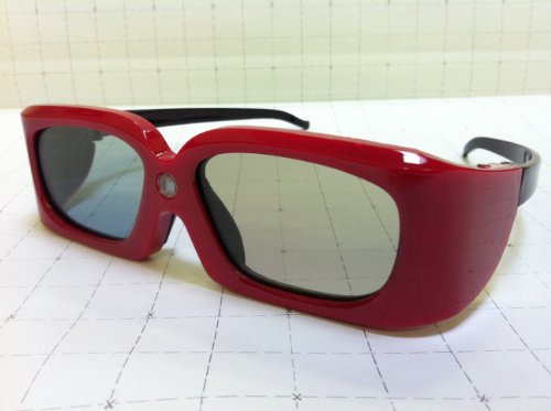 Future Cinema Eagle 510 - Red 3D DLP Link Active