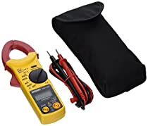 Sperry Instruments DSA500A Digital Snap-Around Clamp Meter, 5 Function, 9 Range