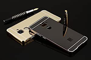 Luxury Mirror back cover for Letv Le Max Black