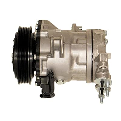 A//C Compressor /& Component Kit-Compressor Replacement Kit fits 02-03 Ram 1500