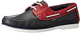 Hush Puppies Mens Boat Lace Up Boat Shoes
