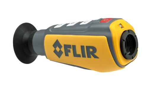 FLIR First Mate MS-224 Handheld Maritime Thermal Night Vision Camera