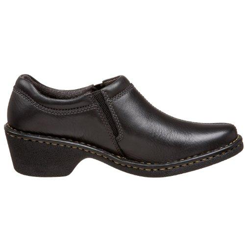 eastland s slip on loafer black 8 5 w us