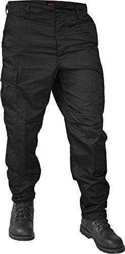 US-Ranger-Hose-BDU-Hose-in-verschiedenen-Farben-Farbe-Schwarz-Gre-M