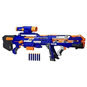 NERF N-Strike Elite Longshot CS-6 - Range up to 30 meters