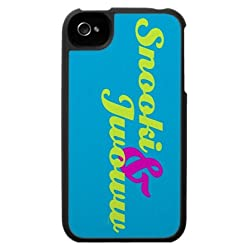 Snooki & JWOWW: Logo iPhone 4/4S Case
