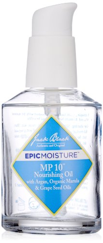 Jack Black Epic Moisture MP 10 Nourishing Oil, 2 fl. oz. (Jack Black Parfum compare prices)