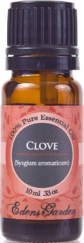 Clove 100% Pure Therapeutic Grade Essential Oil-