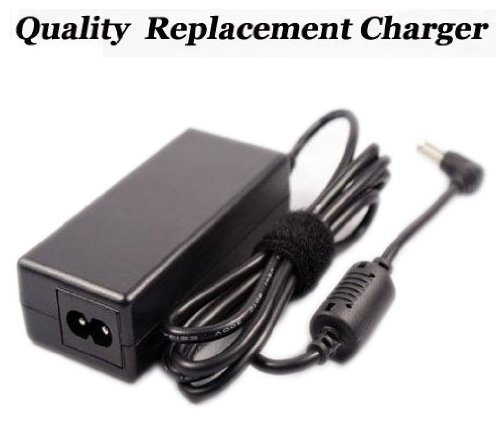 AC Adapter Cord Battery Charger For Sony Vaio VGN-C140G//B VGN-C150P//B PCG-6P2L