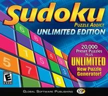 SUDOKU PUZZLE ADDICT: UNLIMITED EDITION (WIN 98,ME,2000,XP) - 1