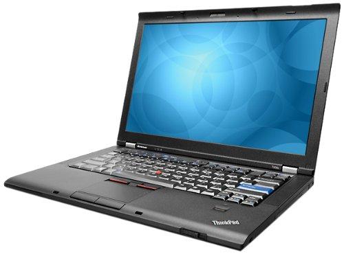 Lenovo ThinkPad T500 2089 15.4 Widescreen Laptop (2.53 GHz Core 2 Due T9400 Processor, 2 GB RAM, 160 GB Energetic Drive, Windows Vista Business Issue)