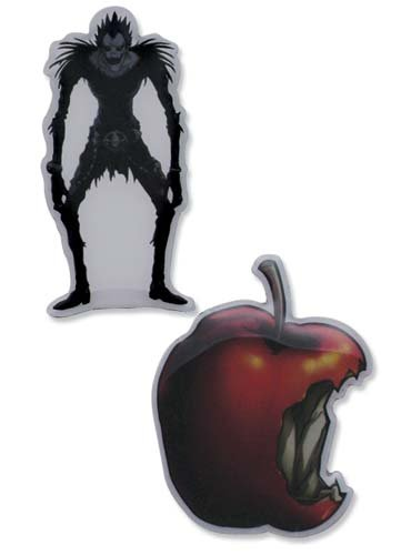 Death Note Ryuk & Apple Pin Set GE-7424