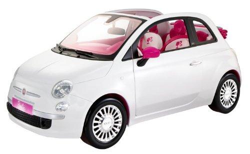 opiniones de barbie r1623 y su fiat 500 mattel comprar en juguetes de amazon. Black Bedroom Furniture Sets. Home Design Ideas