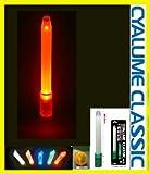 LEDサイリュームクラシックペンライト (レッド)