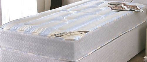Beast of A Bargain! Single Damask Mattress - NEXT WORKING DAY DELIVERY (PLEASE PLACE ORDER BEFORE 11AM)