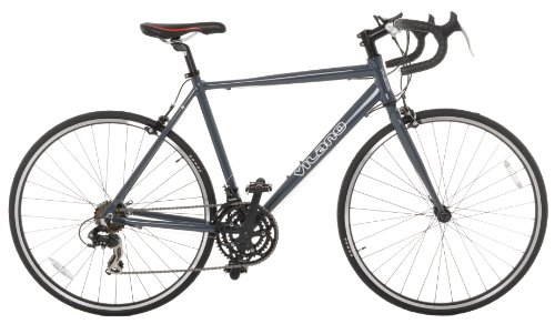 Vilano Aluminum Road Bike 21 Speed Shimano Medium 54cm Grey
