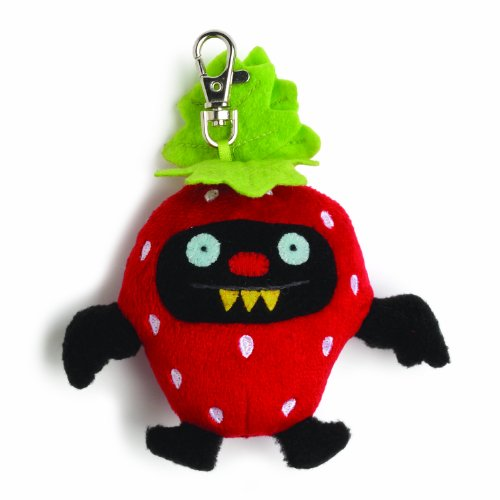 Uglydoll Fruities - Gund Ninja Batty Strawberry
