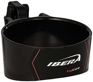 Amazon.com : Manillar de la bici CupClamp, Negro : Sports & Outdoors