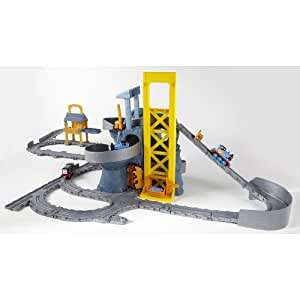 Thomas & Friends Blue Mountain Quarry Deluxe Set (Age: 3 years and up)