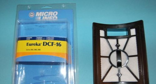 Home Care Products Eureka Dcf-16 Filter