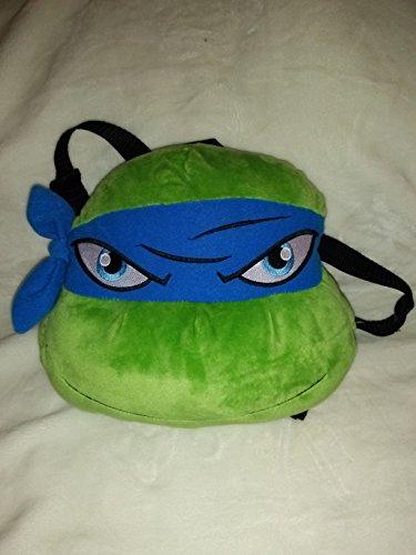 Nickelodeon-TMNT-Leonardo-Plush-Kids-Backpack