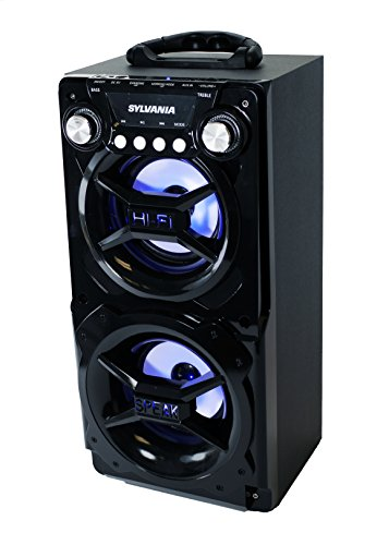 sylvania-sp328-black-portable-bluetooth-speaker