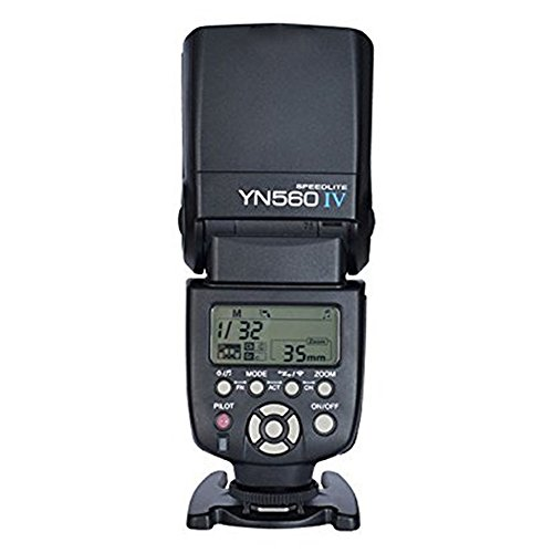 YONGNUO YN560IV Wireless Speedlite +YN560-TX Wireless Flash Controller +20 Color Filter for Nikon DSLR Cameras