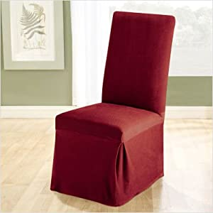 SHORT DINING CHAIR COVERS Chair Pads Cushions