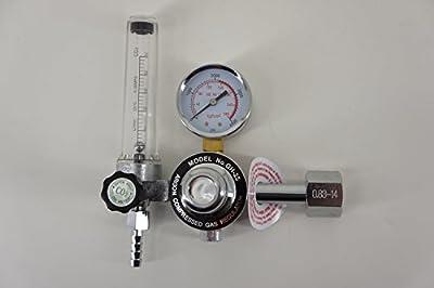 HITBOX Welding Electric C02 Gas Regulator For All Mig Welder