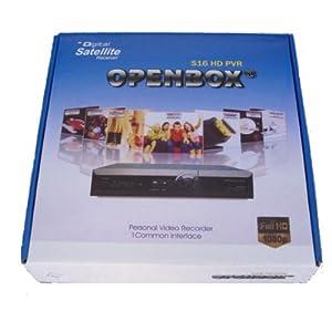 Openbox S16 Hd PVR FTA Digital Satellite Receiver