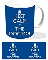 Doctor Who - Keep Calm I'm The Doctor - UK Exclusive Ceramic Mug