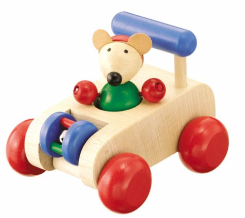 Autopino Wooden Car