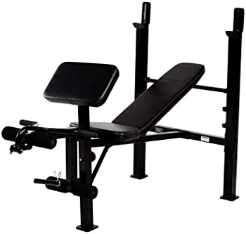 Marcy Standard Deluxe Weight Bench