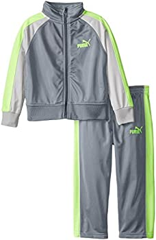 PUMA Little Boys Tricot Set