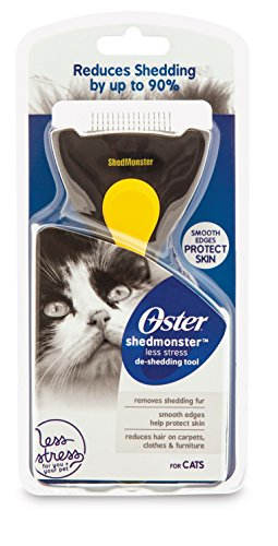 Oster ShedMonster De-Shedding Tool for Cats (Oster Shedding Tool compare prices)
