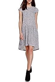 Drop Waist Dress [T69-2220I-S]