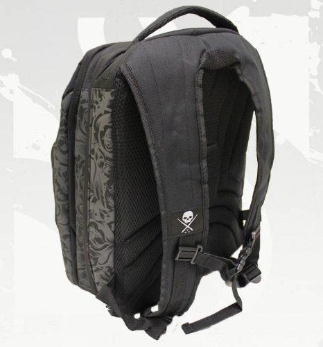 Sullen Blaq Paq Onyx Tattoo Travel Bag