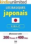 Apprenez le japonais basique - 200 ph...