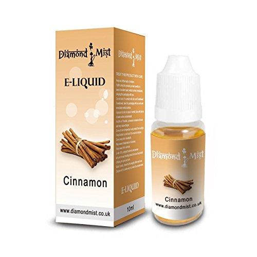 Diamond Mist 10 ml Cinnamon E-Liquid
