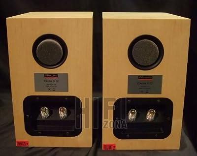 Dynaudio Excite X12 Monitor Loudspeaker PAIR - Maple from Dynaudio