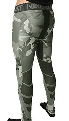 Nike Mens PRO Hypercool Compression Tights Pants