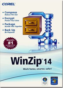 WINzip 14 Professional 1-User [OLD VERSION]